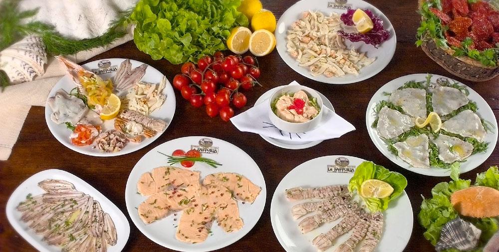 piatti di pesce a riccione