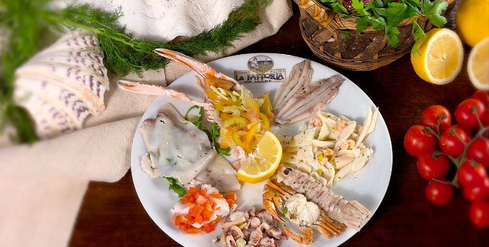 specialità di pesce a riccione